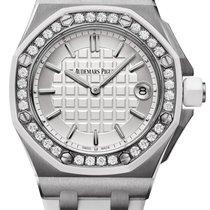 Audemars Piguet AP Offshore Lady 37mm Steel Diamond Bezel