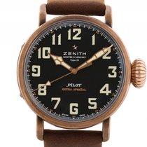 Zenith Pilot Type 20 Extra Special 29.2430.679/21C753 Unworn Bronze 46mm Automatic