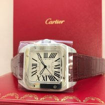 Cartier Santos 100 new 2016 Automatic Watch only W20073X8