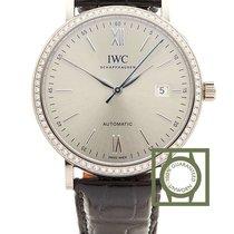 IWC IW356514 Or blanc Portofino Automatic 40mm