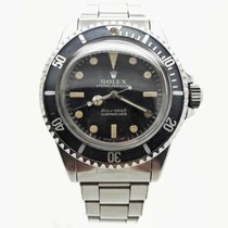 Rolex Submariner 5513 meter first