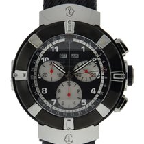 Charriol Celtica 44mm Stainless Steel Black Pvd With Black...