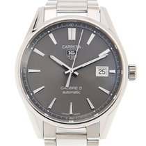 豪雅 (TAG Heuer) Carrera Stainless Steel Gray Automatic WAR211C-...