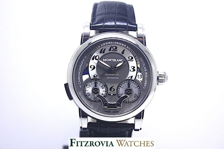 737cd46aa05 Montblanc Nicolas Rieussec Watches for Sale - Find Great Prices on Chrono24