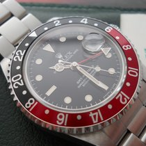 Rolex GMT MASTER II REF.16710 BOX&PAPER NEVER POLISHED