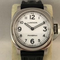 Panerai PAM 00114 Staal 2010 Luminor Base 44mm tweedehands Nederland, Kerkrade