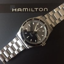 Hamilton Jazzmaster Seaview occasion 42mm Acier