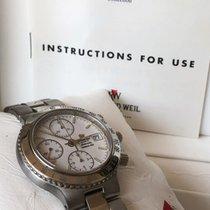 Raymond Weil Amadeus Steel 40mm White No numerals