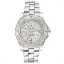 Breitling Colt Automatic Steel 41mm Silver United States of America, Georgia, Atlanta