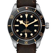 Tudor 79030N-0002 Steel 2019 Black Bay Fifty-Eight 39mm new