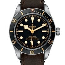 Tudor 79030N-0002 Stahl 2019 Black Bay Fifty-Eight 39mm neu