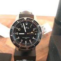 Fortis Chronograaf 42mm Automatisch 2017 tweedehands B-42 Official Cosmonauts Zwart