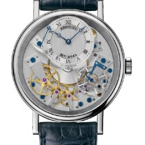 Breguet Tradition White gold 40mm Roman numerals