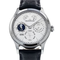 Jaeger-LeCoultre Master Eight Days Perpetual pre-owned 40mm Steel