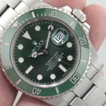 Rolex Submariner Date pre-owned 41mm Steel