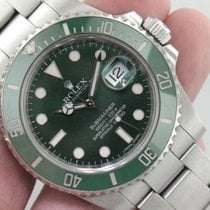 Rolex 116610LV Acero Submariner Date 41mm