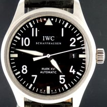 IWC Pilot Mark tweedehands 39mm Staal
