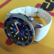Squale Steel Quartz pre-owned