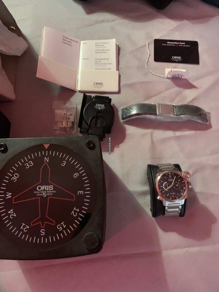 97b17fbb50cb7 Montres Oris - Afficher le prix des montres Oris sur Chrono24