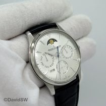 Jaeger-LeCoultre Master Ultra Thin Perpetual Acero 39mm Plata