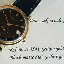 Patek Philippe Calatrava Yellow gold 36mm Black United States of America, Illinois, Chicago