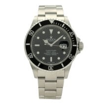 Rolex 16610 Steel 2010 Submariner Date 40mm pre-owned United Kingdom, Liverpool
