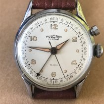 Vulcain Cricket Stål 33mm