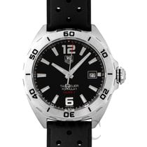 TAG Heuer Formula 1 Calibre 5 Steel Black