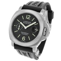 Panerai Luminor Marina Automatic Titan 44mm Braun