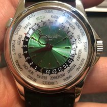 Patek Philippe World Time 5130P-015 folosit