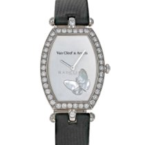 Van Cleef & Arpels White gold 26mm Quartz VCA pre-owned United States of America, Maryland, Baltimore, MD