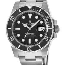 Rolex Submariner Date Steel 40mm Black United States of America, New York, Brooklyn