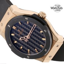 Hublot Classic Fusion 45, 42, 38, 33 mm Rose gold 45mm Black United States of America, Florida, Sunny Isles Beach
