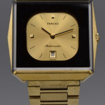 Rado Gold/Stahl Automatik 565.3071-2 gebraucht Schweiz, La Chaux-de-Fonds