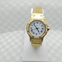 Cartier Santos (submodel) 0906 pre-owned