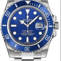 Rolex Submariner Date 116619LB 2008 подержанные
