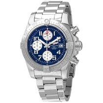 Breitling A13381111C1A1 Steel Avenger II 43mm new United States of America, New York, NY