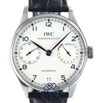 IWC Portuguese Automatic IW5001-07 2010 pre-owned