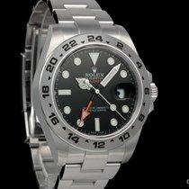 Rolex Explorer II 216570 tweedehands