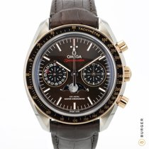 Omega Speedmaster Professional Moonwatch Moonphase 304.23.44.52.13.001 2019 new