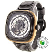 Sevenfriday Steel 47mm Automatic P3 pre-owned