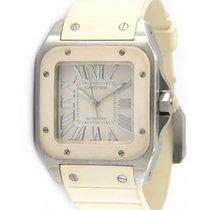 Cartier Santos 100 32mm White Roman numerals United States of America, Virginia, Vienna