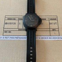 Panerai PAM 00438 Ceramic 2015 Luminor 1950 3 Days GMT Automatic 44mm pre-owned United States of America, New York, New York