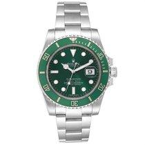 Rolex Submariner Date 116610LV 2013 gebraucht