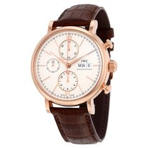 IWC Men's IW391020 Portofino Chronograph Watch
