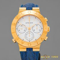 Bulgari Diagono CH40GL 2008 pre-owned