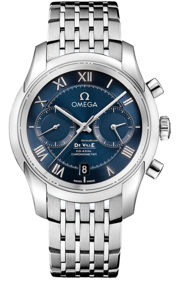 5fa0aed8b2e Omega De Ville Co-Axial - all prices for Omega De Ville Co-Axial watches on  Chrono24