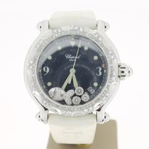 Chopard HappySport FISH AftersetDiamonds Steel (BOX2007)  38mm