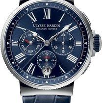 Ulysse Nardin Marine Chronograph 1533-150/43 2020 neu