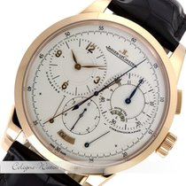 Jaeger-LeCoultre Duometre Chronograph Rosegold 600.2.28.S